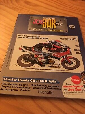 Joe Bar Team n° 42 collection moto revue magazine 50's 80's les motos cultes