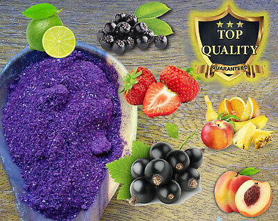 Dried Fruit Powders - BEST PRICE!!! - Lollies Smoothies Shakes Cake Cream