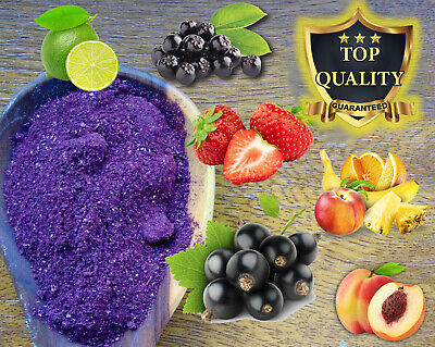 Freeze Dried Fruit Powders - BEST PRICE!!! - Lollies Smoothies Shakes Cake Cream