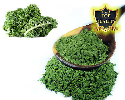 Organic Kale Powder for Smoothies - RAW SUPERFOOD, NATURAL FIBRE - Best Price