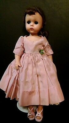 Vintage Madame Alexander Lissy with Tagged Dress
