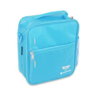 Fridge to Go Lunch Box Sml Blue