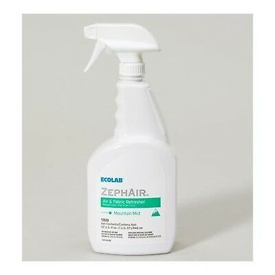 Ecolab 12043 ZephAir Mountain Mist Air Freshener, Commercial-Grade Room F... New