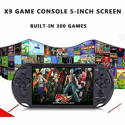 "XGODY 4.3"" GBA Handheld Game Console X7 Video Game Player 300 Free Retro Games"
