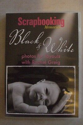 - Scrapbooking Memories Black & White Photos For Layouts (Pc Cd-Rom [$34.75]