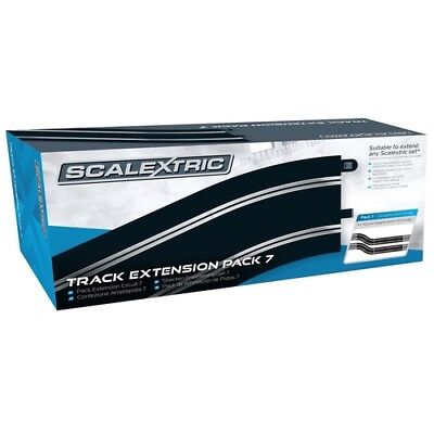 Scalextric Track Extension Pack 7 C8556