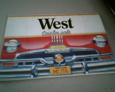 West Cars for sale