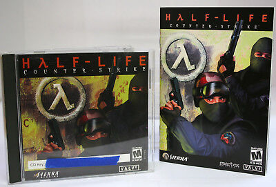 Half Life Opposing Force And Counter Strike 2 Disk