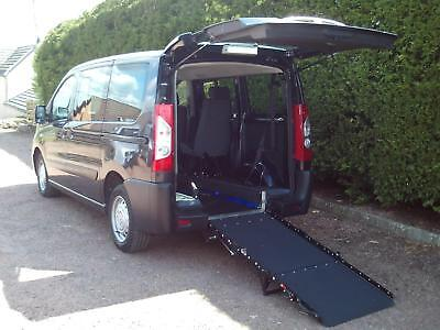 62 Peugeot Expert Tepee 2.0HDi 130 Tepee WHEELCHAIR ACCESS VEHICLE DISABLED