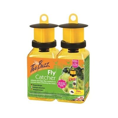 THE BUZZ Fly Catcher - Twin-pack - STV336