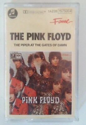 Pink Floyd , THE PIPER AT THE GATES OF DAWN, Musik Kassette Cassette