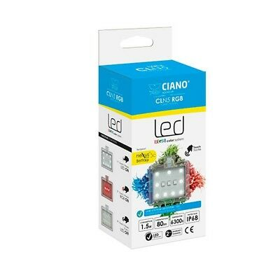 Ciano LED Touch Colour Changing Light CLN5 RGB for Nexus Betta Aquarium 5C