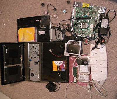 Joblot of Laptop and Computer Parts