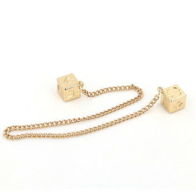 Han Solo Alloy Gold Metal Space Smuggler's Golden Sabacc Dice Star Wars