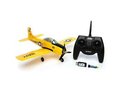 HBZ5600 HobbyZone T-28 T28 Trojan S SAFE RTF Ready To Fly Electric RC Airplane