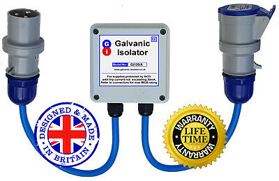 Galvanic Isolator Boat | 500A | Lifetime Guarantee | Easy Install | Top Quality