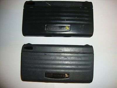 2 x Psion 3c 2MB Ram PDAs for spares or repair