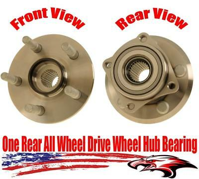 AWD Pair of Front L/&R Wheel Hub Bearing Assembly for 2006-2013 LEXUS IS250