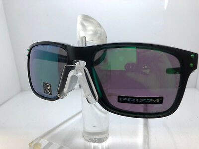 68bfcf1541 AUTHENTIC OAKELY SUNGLASSES (A)Holbrook Mix Oo9385-03 Matte Black Ink prizm  Jade -  110.88
