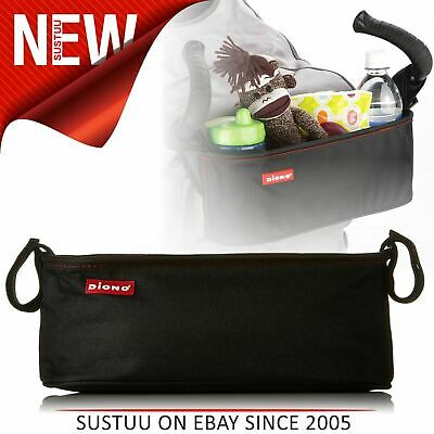 Diono Buggy Buddy Stroller Organiser│Storage Bag Have Zipper Pocket & Cup holder