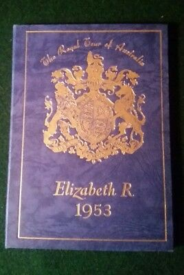 the royal australian tour photo book Elizabeth R 1953