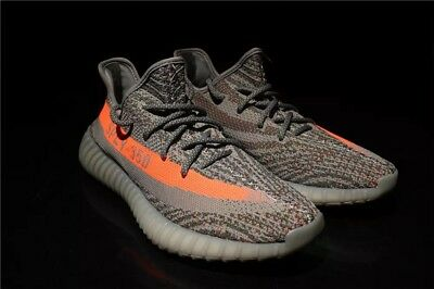 09d4741bf11 Adidas Yeezy 350 V2 Boost Low SPLY Kanye West Beluga Solar Red BB1826 Size  11