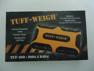 "On Balance ""TUFF-WEIGH"" Scales"