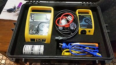 TnT-RCD PAT Tester Kit with RCD Testing & Isolation Transformer