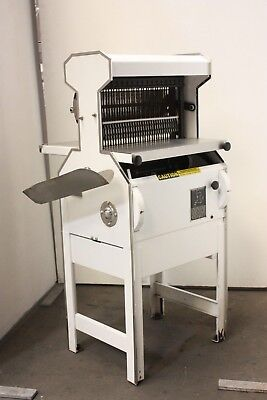 """Oliver 777 1/2"""" Commercial Electric Bakery Bakers Bread Slicer Machine"""