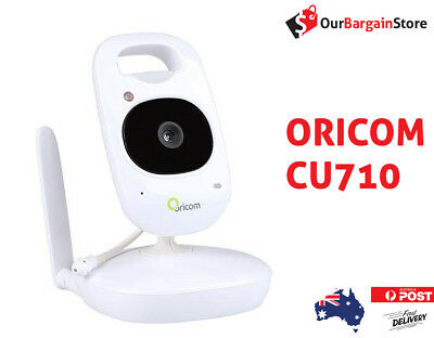 ORICOM CU710 Secure Baby Monitor Colour Camera *FREE SHIPPING*