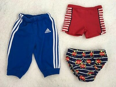 BNWT BABY BOYS POLO RALPH LAUREN BIG PONY NEWPORT SWIMMING TRUNKS//SHORTS//PANTS