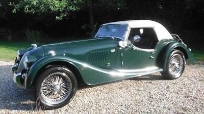 Morgan 4/4 'LeMans62' limited edition 2 seater . Many extras. Full history.