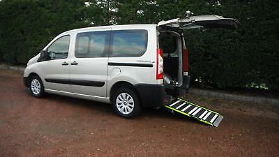 12 Peugeot Expert 1.6HDi TURBO DIESEL WHEELCHAIR ACCESS VEHICLE DISABLED *NO VAT
