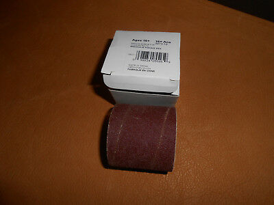 New,(Fine) replacement sand sleeve for Craftool Pro Burnishing Machine 3972-12