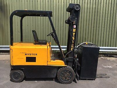 Electric Forklift Hyster