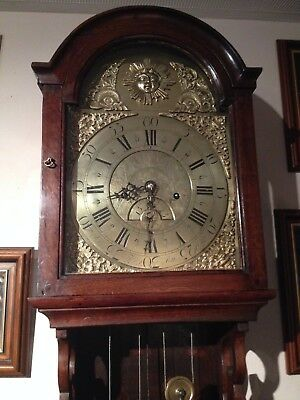 Antique 8 day Tavern clock by John Boot Sutton Ashfield** (FREE POST UK ONLY )**