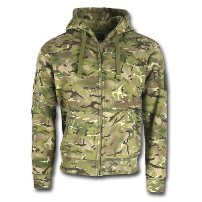 Kombat Uk Spec Ops Hoodie Tactical Warm Layer Btp Mtp Multicam Army Military