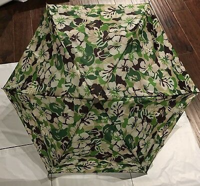 A Bathing Ape Bape Camo Umbrella Rare Authentic Nigo New