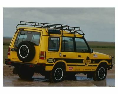 1997 Land Rover Discovery XD Automobile Factory Photo ch4270