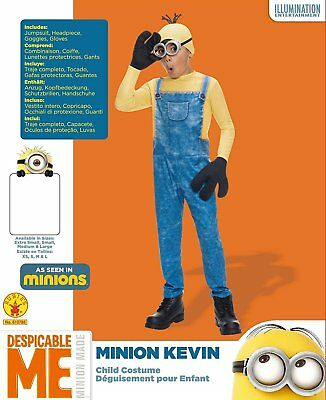 Minion Bob Costume Boys Rubies 620211 or 610784