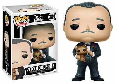 The Godfather - Vito Corleone - Funko Pop - Brand New - Movie 4714