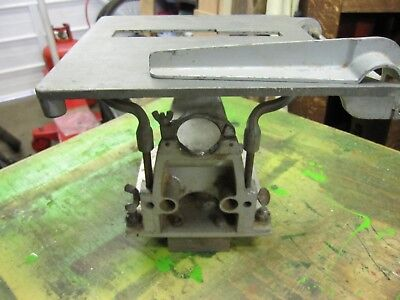 Vintage Bridges Circular Saw Bench Attachment