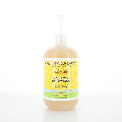 California Baby Calendula Shampoo & Bodywash 19oz/562ml