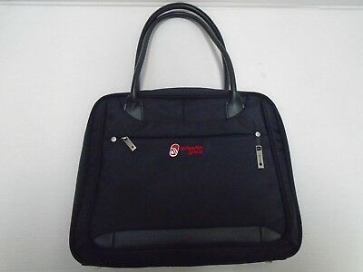 NEU orginal AIR BERLIN Handtasche Crewtasche von Delsey Airline Stewardess m-