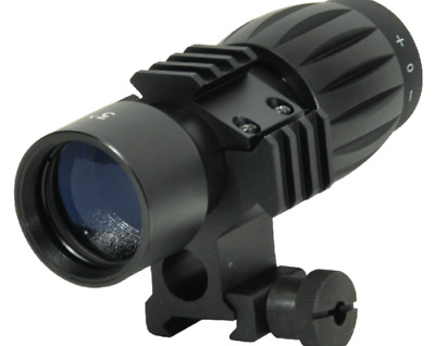 Magnifier SWISS ARMS Zoom X3 pour point rouge /C40