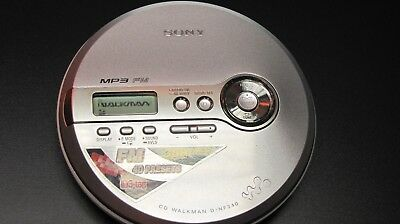 Sony MP3 CD-R/RW Disc Walkman Player