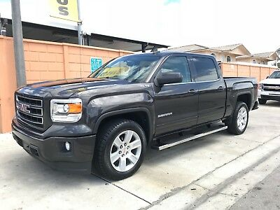 2015 GMC Sierra 1500 4X4 CREW CAB, ONE OWNER  SHORT BED, 20 INCH WHEELS ONLY 11K MILES / 4X4 / CREWCAB / ONE OWNER / DELIVERY INCLUDED / NO DEALER FEES