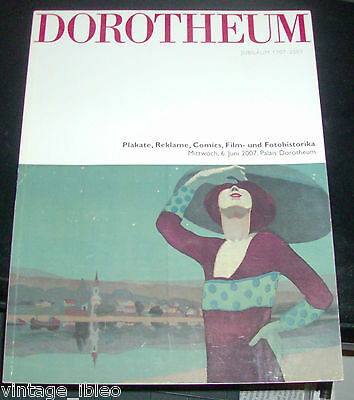 Dorotheum Catalogue Rod Charts Posters Ads & Films - 2007
