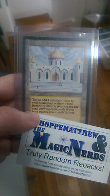 MTG Repacks LIBRARY OF ALEXANDRIA LIMITED AUCTION SERIES 1:100! JUST LOOK!