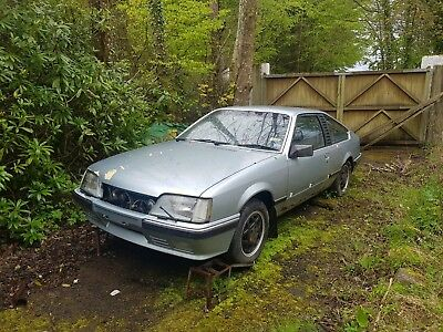 Opel Monza 3.0 manual coupe x2 plus massive spares package